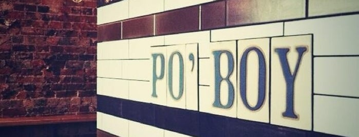 Po' Boy Quarter is one of Melbourne.