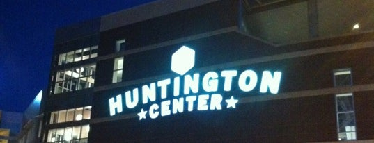 Huntington Center is one of Places in the mighty #toledo area. #ttown #visitUS.