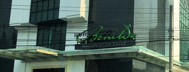 Manila is one of World Capitals.