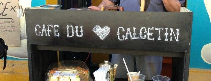 Café Du Calcetín is one of Vegan in Mty.
