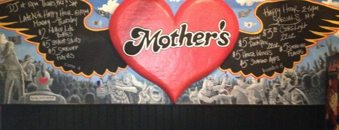 Mother's Peninsula Grille is one of bars.