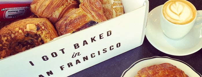Mr. Holmes Bakehouse is one of San Francisco.