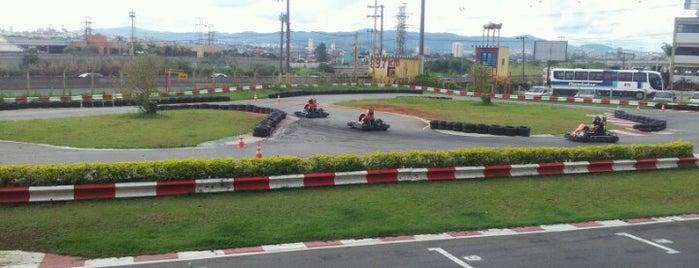 Planet Kart is one of Top 10 favorites places in São Paulo, Brasil.