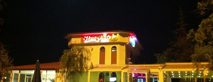 Starlife Cafe is one of Gaziantep.
