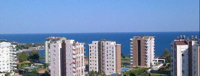 Güzeloba is one of Ziyaret listem.