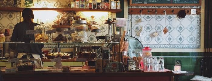 Café Paula is one of Berlin food.