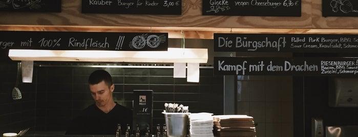 Schiller Burger is one of Food in Berlin.