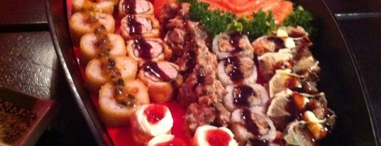 Chowa is one of Henri's TOP Japanese Food.