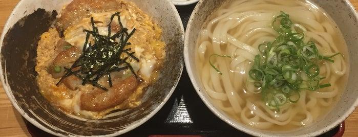 えびすやうどん is one of うどん 行きたい.