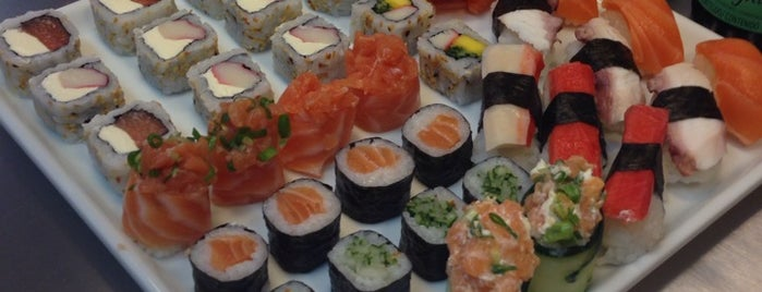 Ikiru Sushi is one of Sushi Floripa.