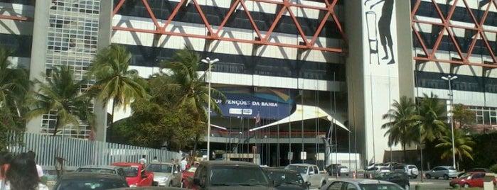 Centro de Convenções da Bahia is one of Salvador.