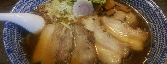 麺心 國もと is one of ラーメン(東京都内周辺).