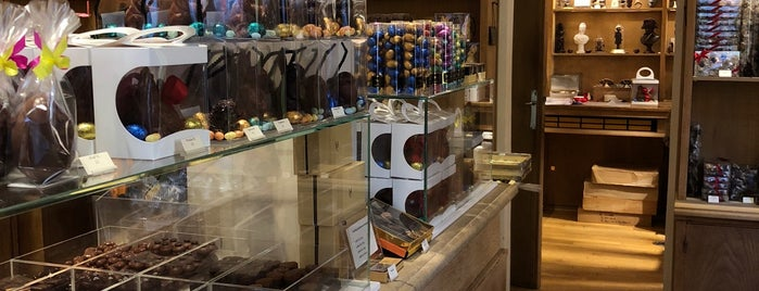Maison Chaudun is one of Paris' Finest Chocolate Shops.