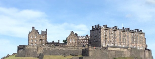 Edinburgh Castle is one of I Want Somewhere: Sights To See & Things To Do.