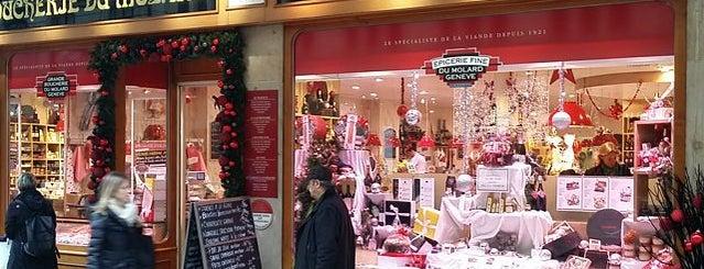 Grande Boucherie du Molard is one of Geneva.