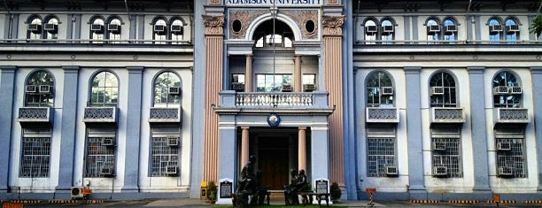 Adamson University is one of Best School and Universities.
