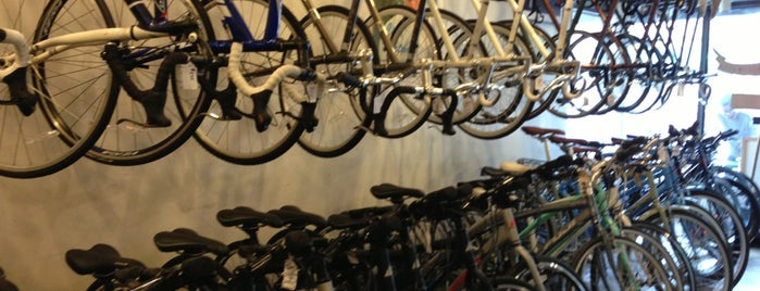 B's Bikes is one of Williamsburg's Best.