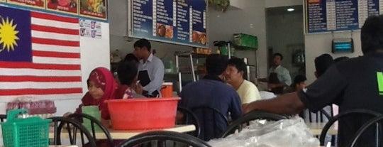 Restaurant Impian Shah Maju is one of Makan @ PJ/Subang(Petaling) #3.