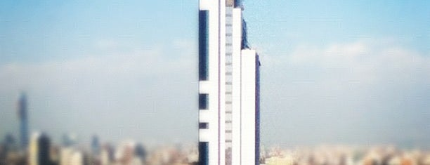 Torre Telefónica Chile is one of Circuito Santiago Centro.