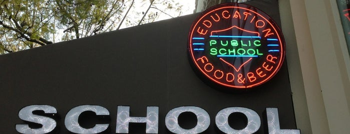 Public School 310 is one of Craft Beer in LA.