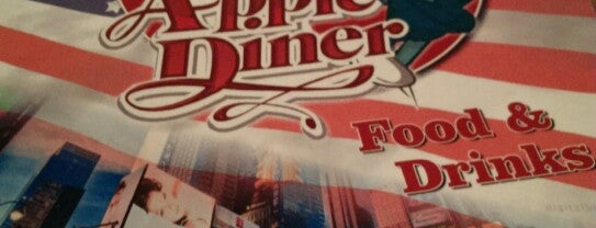 Big Apple Diner is one of US Food & Co. (Part 1/2).