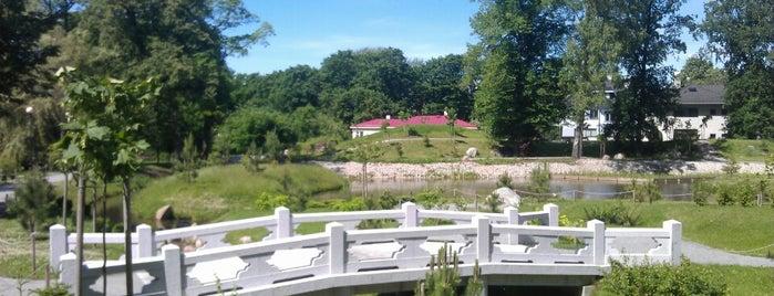 Японский сад is one of Любимые места в Таллинне.