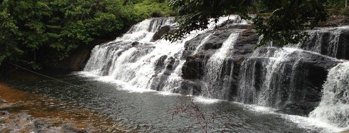 Cachoeira do Tijuípe is one of Itacaré.