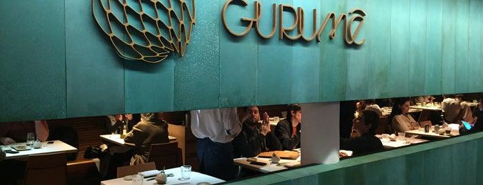 Gurumê is one of Melhores do Rio-Restaurantes, barzinhos e botecos!.