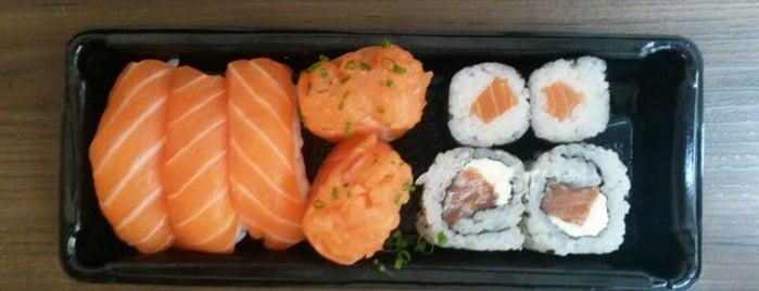 Ichiro is one of Sushi Work Place.