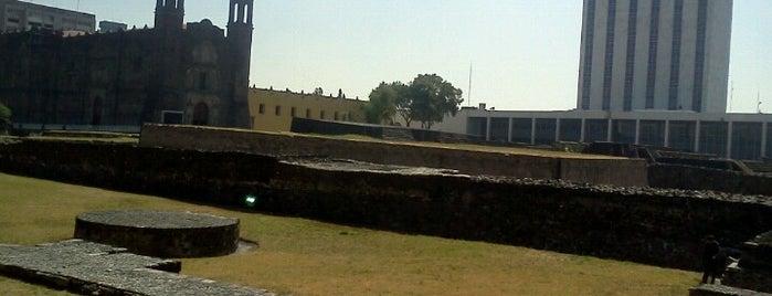 U. H. Nonoalco Tlatelolco 1ª Sección is one of Distrito Federal - Foro Consultivo 2011.
