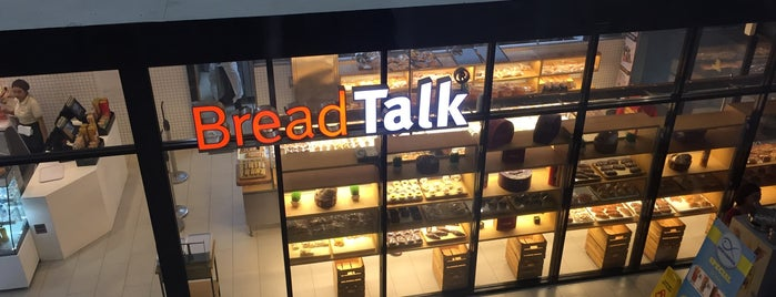 BreadTalk is one of Nanda's All Favorite♥♚.
