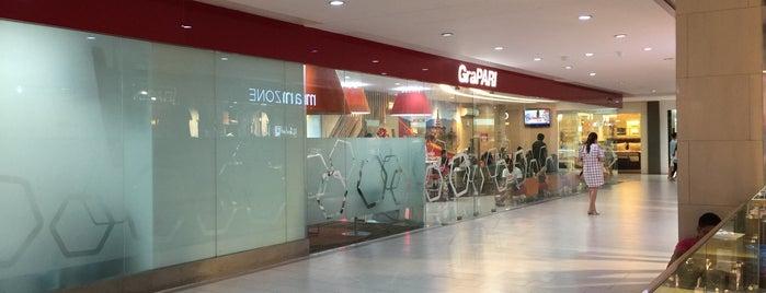 GraPARI Telkomsel is one of Venue Of Mal Bali Galeria.