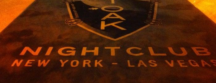 1 OAK Nightclub is one of Vegas nightlife.