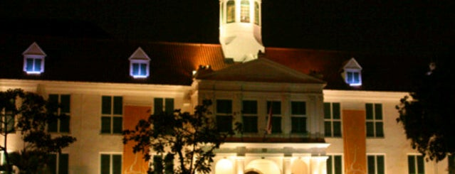Museum Sejarah Jakarta (Museum Fatahillah) is one of All-time favorites in Indonesia.