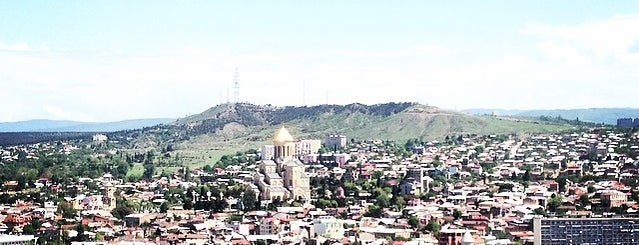 Tbilisi is one of World Capitals.
