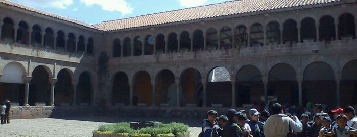 Museo de Sitio Qorikancha is one of Perú.