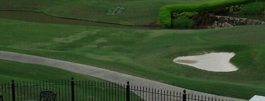 Greystone Country Club is one of What I do.....