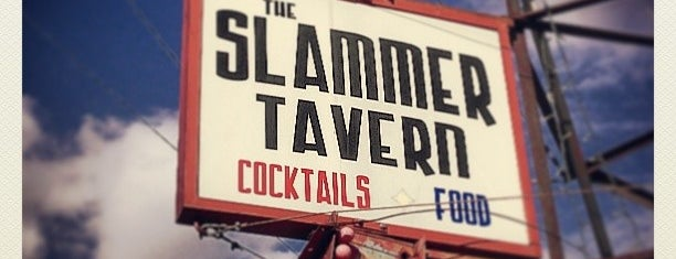 The Slammer Tavern is one of Top picks for Dive Bars.