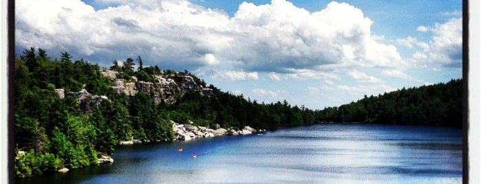 Minnewaska State Park Preserve is one of New Paltz Summer Break 2013.