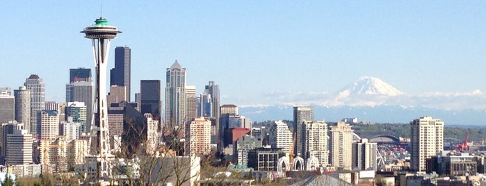 Kerry Park is one of Bucket List Places.