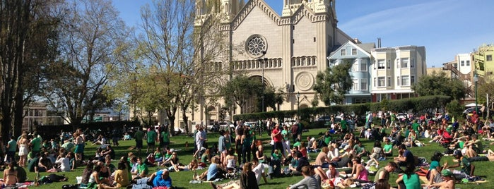 Washington Square Park is one of San Francisco To Do List.