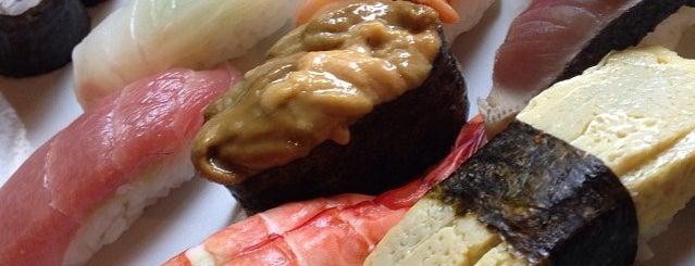 Tsumura Sushi Bar & Restaurant is one of Philippines.