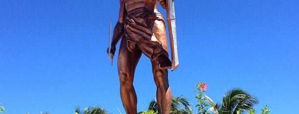 Mactan Shrine is one of Certified Cebu.