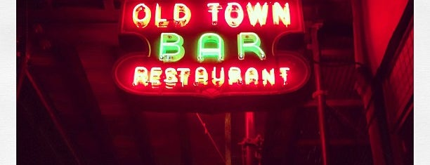 Old Town Bar is one of 200+ Bars to Visit in New York City.