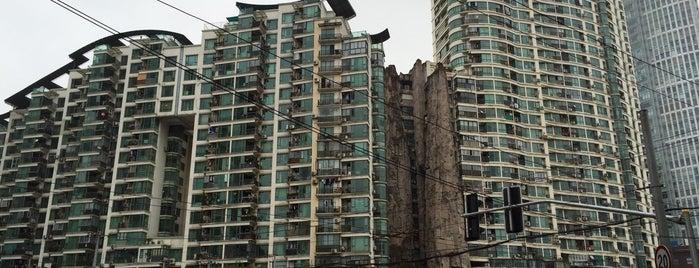 Changshou Rd. Metro Stn. is one of Metro Shanghai.