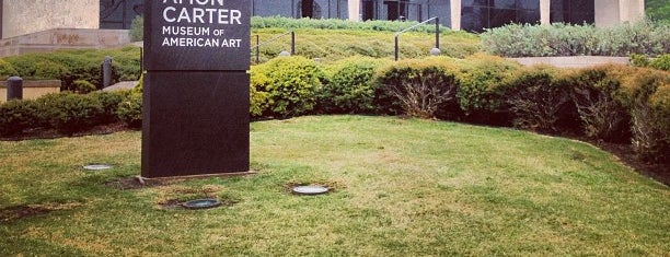 Amon Carter Museum of American Art is one of D-Town: To Do in Dallas.