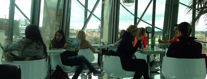 Glass Bar is one of The 15 Best Places with a Rooftop in Prague.