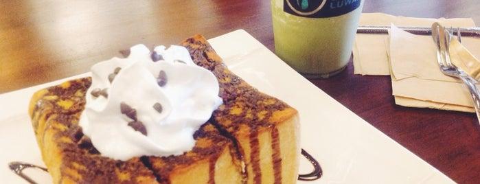 De Caffe Luwak is one of Coffe or Tea?.