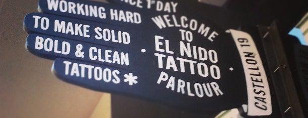 El Nido is one of VA\LEN\CIA.