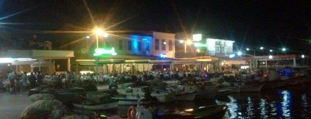 Sahil Restaurant is one of URLA.
